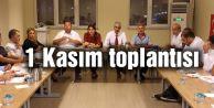 AK Parti Büyükçekmece#039;de 1 Kasım toplantısı