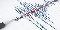 Akdeniz#039;de 4,5 büyüküğünde deprem