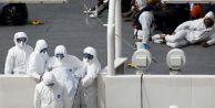 Akdeniz#039;de bir göçmen teknesi daha battı