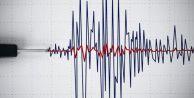 Akdeniz#039;de korkutan deprem