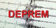 Akdenizde 6.1 şiddetinde deprem