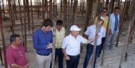 Akgün: Akalan köyümüze modern bir eğitim tesisi kazandırıyoruz