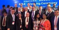Akgün, Asya Belediye Başkanları Formu'na katıldı