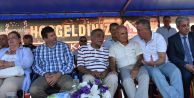 Akgün, Erguvan Festivali#039;ne katıldı