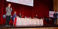 Akgün, Hilal 86 sakinlerine kentsel dönüşümü anlattı