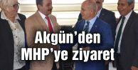 Akgün MHP Büyükçekmece#039;de!