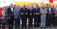 Akgün, Tepecik'te akaryakıt istasyonu açılışını gerçekleştirdi