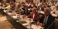 Akgün, Ukraynada Kongre İzleme Toplantısına katıldı