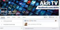Akit#039;e bir tepki de Facebook#039;tan