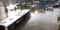 AKOM#039;dan İstanbul#039;un 4 İlçesi İçin Şiddetli Yağış Uyarısı