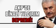 AKP'de Binali Yıldırım depremi!