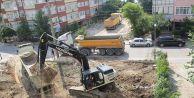 AKP#039;li belediye yine yeşile kıydı