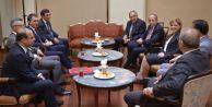 AKP ve CHP koalisyon için 2. kez toplandı