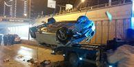 Akyurt#039;ta Feci Kaza: 5 Ölü 1 Yaralı