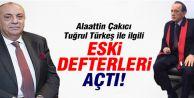 Alaattin Çakıcı'dan Türkeş'e ağır mektup
