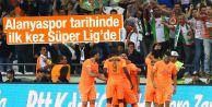 Alanyaspor Süper Lig#039;de
