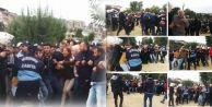 Albatros direnişçilerine zabıta ve polis baskını
