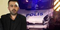 Alkollü Şüpheliyi Kovalayan Polis Kaza Yaptı, Beli Kırıldı