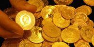 Altın fiyatları dibe vurdu