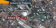 Ankara#039;da terör saldırısı: 95 ölü