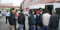 Antalya#039;da DHKP-C operasyonu: 22 gözaltı