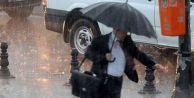 Antalya'da eğitime yağmur engeli