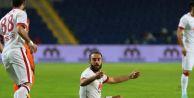 Aslan Başakşehir'de Boğuldu: 4-0