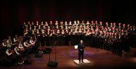 Atakent Halk Müziği Korosu'ndan Müzik Ziyafeti