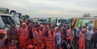 Avcılar Belediyesi#039;nde işçi kıyımına karşı direniş devam ediyor
