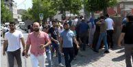 Avcılar#039;da 18 bin 450 seçmenli okulda büyük kalabalık