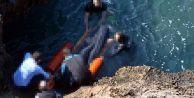 Avcılar#039;da Denizde Ceset Bulundu