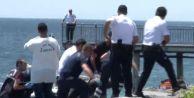Avcılar#039;da denizden erkek cesedi çıktı