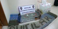 Avcılar#039;da Sahte Alkol Ele Geçirildi