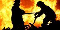 Avcılar'da  Korkutan Yangın