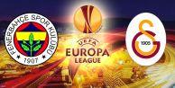 Avrupa Liginde Fenerbahçe ile Galatasaray#039;ın Muhtemel Rakipleri Belli Oldu