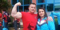 Baba ve Kız Avrupa Şampiyonasında