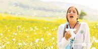 Bahar alerjisi İstanbul'u vuruyor
