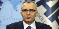 Bakan Naci Ağbal: Bu yıl yeni vergi artışı yok