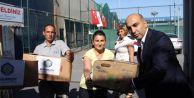 Bakırköy Belediyesi#039;nden Hopa#039;ya yardım