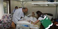 Bakırköy#039;de 8439 kişiye yardımcı sağlık hizmeti