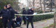 Bakırköy#039;de silahlı saldırı: 1 yaralı