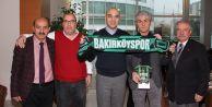 Bakırköy spor#039;da amaç tekrar süper lig