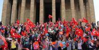 Bakırköylüler Anıtkabir#039;e gidiyor