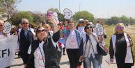 Bakırköylüler 'Spor Diyabeti Yener' Diyerek Yürüdüler