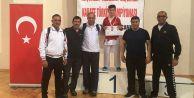 Balkan Şampiyonumuz Hasan Celal Yıldırımdan bir şampiyonluk daha