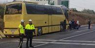 Bandırma'da feci otobüs kazası: Dört kişi öldü, çok sayıda yaralı var