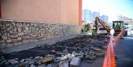 Barış Mahallesi#039;nde yenileme çalışmaları