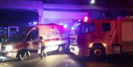 Başakşehir#039;de sanayi sitesinde yangın: 1 ölü