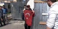 Başakşehir Göçmen Konutları#039;nda Park Alanı Gerginliği Sürüyor