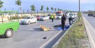 Başakşehirde motorsiklet kazası: 2 ölü